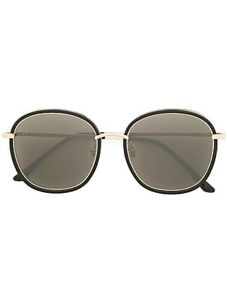 Gentle Monster Óculos de sol Mad Crush oversized - Preto