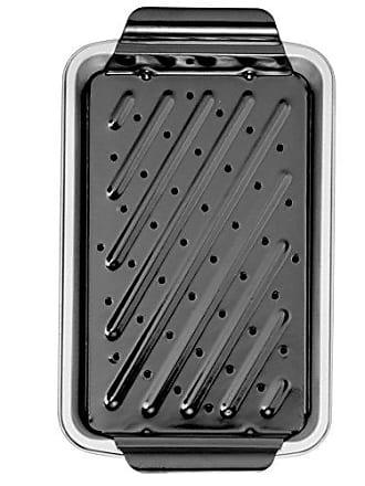 Wilton Non-stick Broiler Pan Set, 11 x 7-Inch