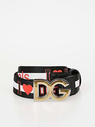 Dolce & Gabbana D&G MILLENNIALS 35cm Fabric Belt size 100