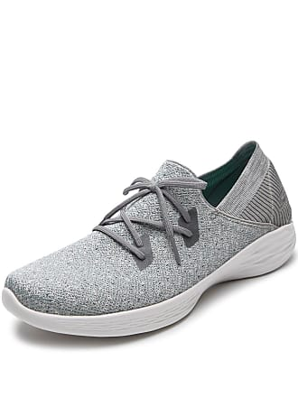 Skechers Tênis Skechers You - Exhale Cinza