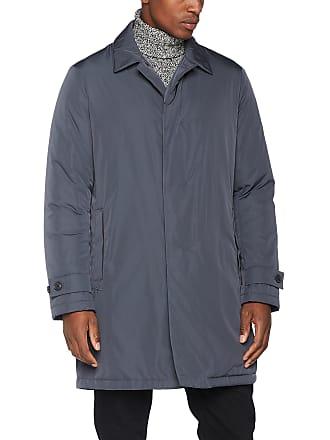 eb42e4320d5027 Lacoste Mens BH7479 Blouson Long Sleeve Jacket - Grey - X-Large