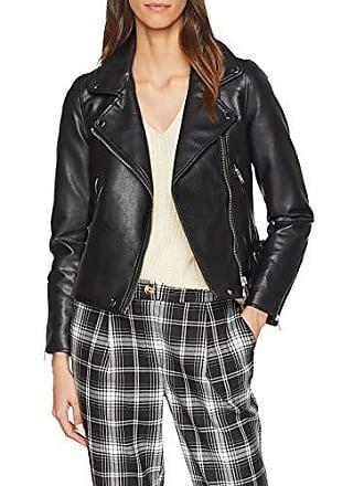 8aceab4010d01 Pimkie Veste esprit biker simili cuir noir Femme - Taille XL