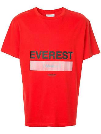 Yoshiokubo Everest T-shirt - Red