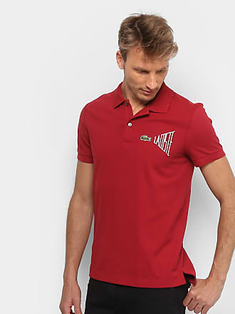 4ed1d46f8 Lacoste Camisa Polo Lacoste Clássica Masculina - Masculino