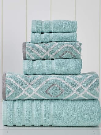Gym 15 x 30 Inches Decorative Small Absorbent and Soft Thin Guest Towel for Bathroom Spa Blueangle Watercolor Lavender Hand Towels Yoga