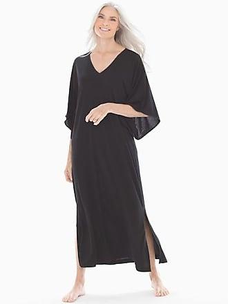 N by Natori Congo Pajama Caftan Black, Size XS, from Soma