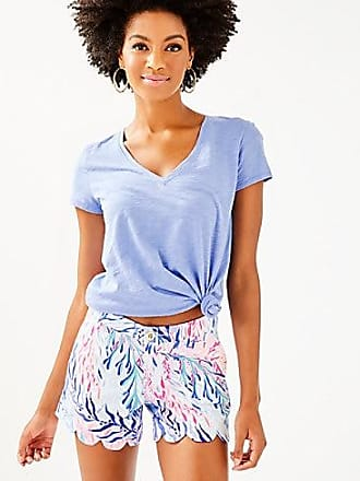 Lilly Pulitzer 5 Buttercup Stretch Short
