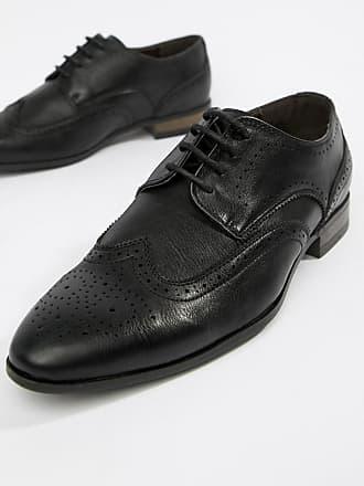 a91f3376cfec New Look Chaussures richelieu en similicuir - Noir - Noir