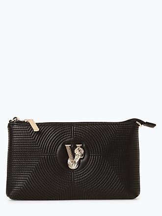 6c44403bf17ae Versace Jeans Couture Damen Umhängetasche schwarz