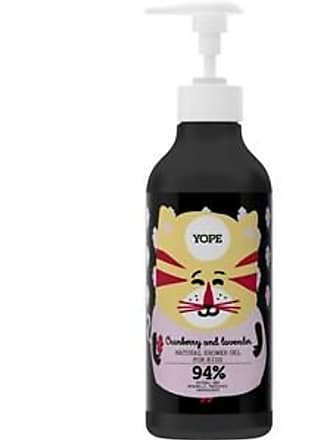 Yope Care Body care Cranberry & Lavender Natural Shower Gel For Kids 400 ml