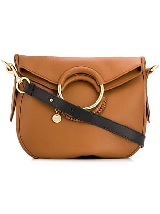 See By Chloé Monroe shoulder bag - Marrom