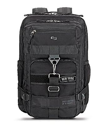 SOLO Solo Altitude 17.3 Laptop Backpack, Black