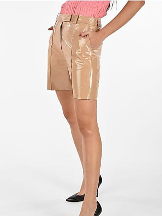 Drome Patent Leather Shorts size S