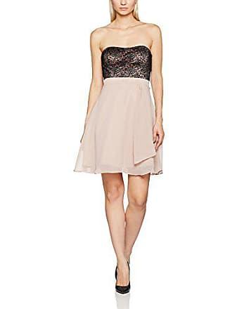 50325a4aa2d0c Vera Mont 0028/4825 Robe de soirée, Multicolore (Rose/Black 4896)