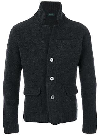 Zanone buttoned jacket - Grey