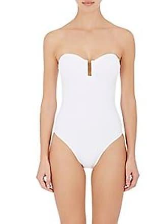 b4ba1e7530 Eres Womens Cassiopee U-Wire Bandeau Swimsuit - White Size 38