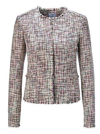 6017b82023230d Madeleine Tweedblazer mit Fransen Damen wildrose/multicolor / rosa
