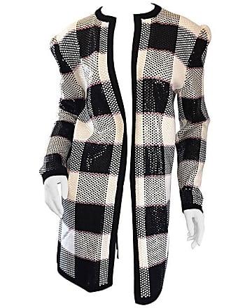 d0328cf8ed47 St. John Vintage St. John By Marie Gray Black + White + Pink Sequin