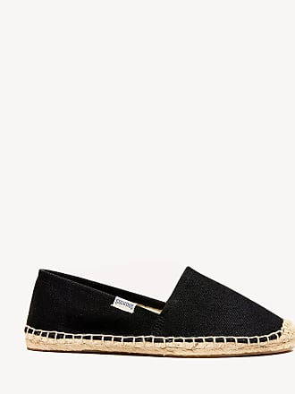 1495348a2ee9 Soludos Womens Original Dali Smoking Slippers Black Size 10 Canvas From  Sole Society