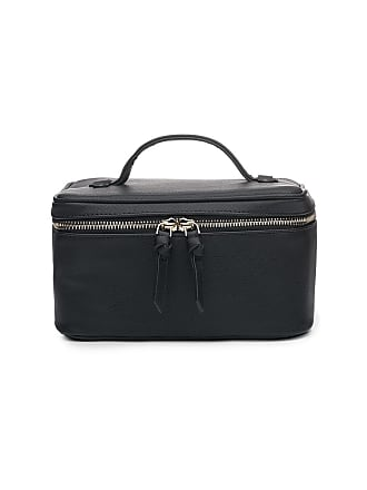 Hudson + Bleecker Preto Jetsetter Train Case in Black