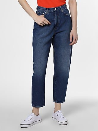 Pepe Jeans London Damen Jeans - Casey blau