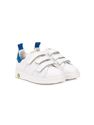 Golden Goose kids Smash sneakers - Branco