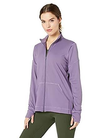 Natori Womens Jersey Jacket, Wisteria, M