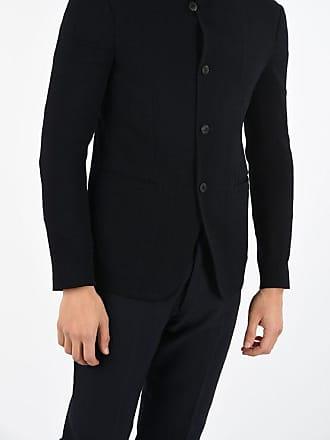 Armani COLLEZIONI virgin wool single breasted blazer size 48