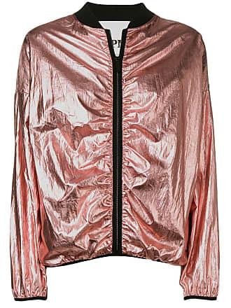 8pm metallic bomber jacket - Pink