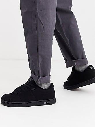 Etnies Czar Chaussures Pour Homme Chaussure-Noir Gris Foncé Toutes Les Tailles