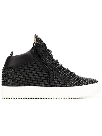 Giuseppe Zanotti Kriss Studs sneakers - Black