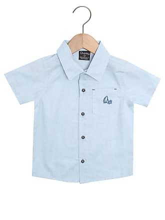 Quimby Camisa Quimby Menino Azul