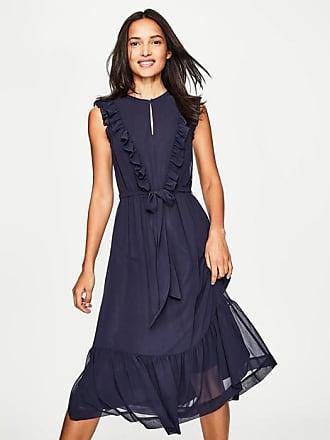 Kleider lang dunkelblau
