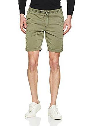 Urban Classics Herren Chino Shorts Stretch Twill - Kurze Hose mit Kordelzug  und elastischem Bund 0a5259e6d9