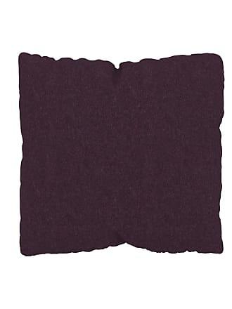 Black Temptation Coussin /épaiss/é carr/é Tatami Coussin de Sol Coussin Home Office 40X40CM-Violet