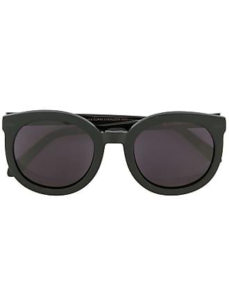 Karen Walker Óculos de sol Super Duper Strength - Preto