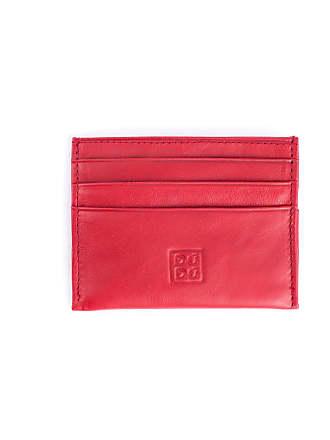 DuDu Porte-cartes de crédit pour homme et femme en cuir véritable 6 fentes  pour 4e3bfb205e7