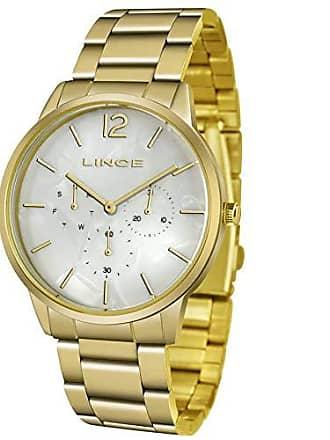 Lince Relógio Lince Feminino Ref: Lmgj087l B2kx Multifunção Dourado