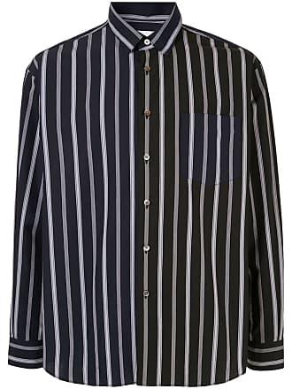 Ports V Camisa bicolor - Azul