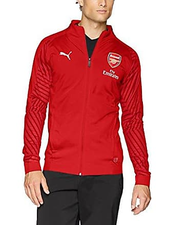 8dee8c12a6a02 Puma Mens Arsenal FC Stadium Jacket with Sponsor