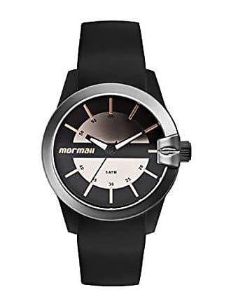 Mormaii Relógio Mormaii Feminino Ref: Mo2036ik/8j Esportivo Black