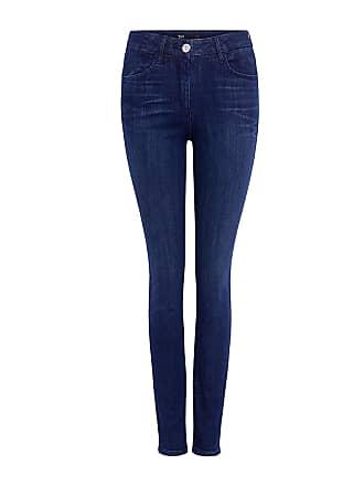 3x1 Channel Seam High Rise Skinny Jeans I03