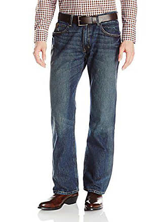 364eb3cae1e Ariat Ariat Mens M4 Low Rise Boot Cut Jean, Tabac, 30x36