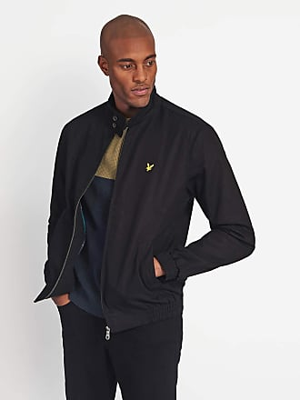 Lyle & Scott Lyle and Scott Men Harrington Jacket - XL Jet Black