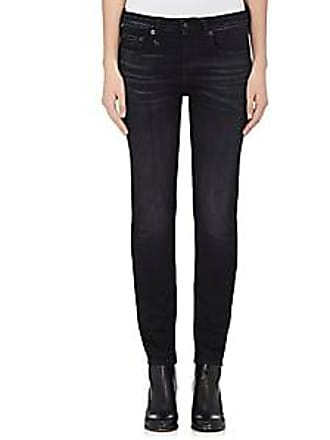 R13 Womens Alison Skinny Jeans - Black Size 24