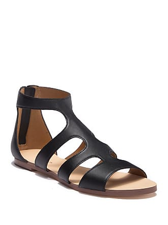 14th & Union Codie Caged Flat Sandals