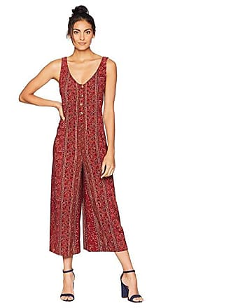 3f9afbed4b9d Show me your Mumu Goulding Jumpsuit (Hutton Stripe Spandy) Womens Jumpsuit    Rompers One