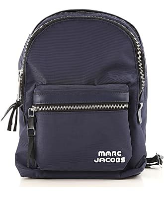 Marc Jacobs Backpack for Women On Sale, Midnight Blue, Nylon, 2017, one size