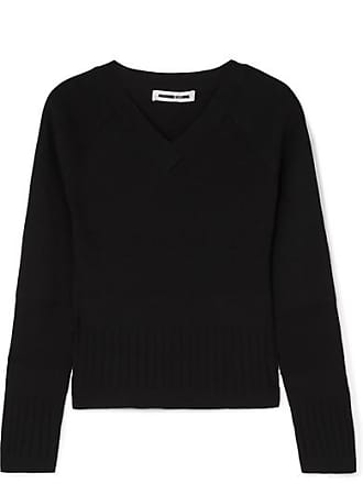McQ by Alexander McQueen Ribbed-knit Sweater - Black