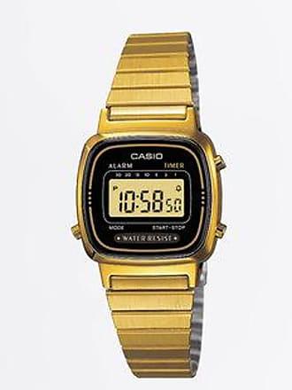 2a2e34719de Casio Relógio Feminino Digital Casio LA670WGA9DFBR